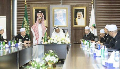 Kempen Kebersihan Perdana Masyair Dapat Perhatian Arab Saudi
