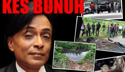Tertuduh Ke-7 Nafi Jadi Dalang Dalam Kes Bunuh Kevin Morais