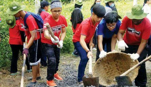 Jadikan Kesukarelawanan Budaya Rakyat Malaysia