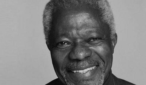 Dr Mahathir Dukacita Atas Kematian Kofi Annan