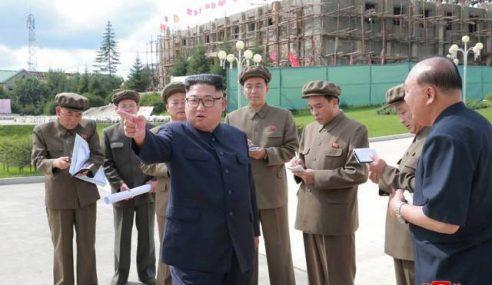 Korea Utara Usir Pelancong Jepun