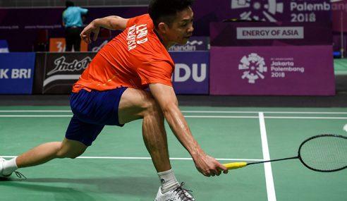 Badminton Lelaki Berpasukan Malaysia Disingkirkan Jepun