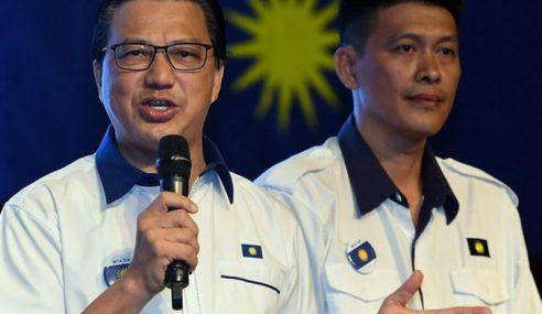 Mana-Mana Ahli MCA Boleh Bertanding Jawatan Tertinggi