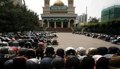 Umat Islam China Bantah Runtuhkan Masjid