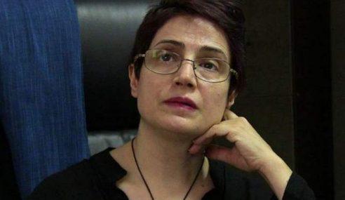Peguam Terkenal Iran Mulakan Mogok Lapar Di Penjara