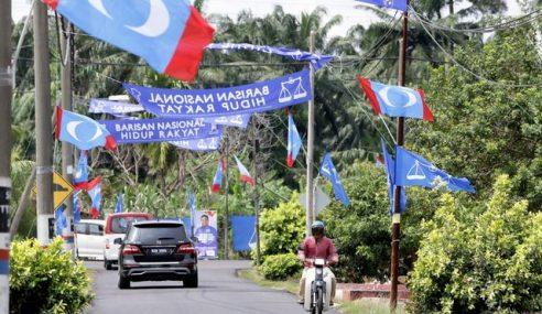 PRK Sg Kandis: 51,217 Pengundi Tunaikan Tanggungjawab Esok