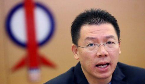 Nga Kor Ming Nafi Konspirasi Jatuhkan MB Perak