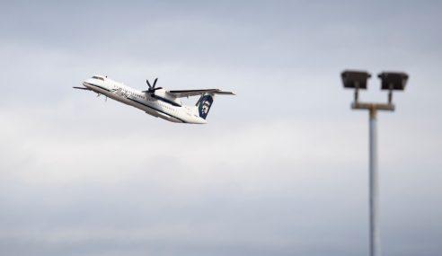 FBI Siasat Motif Lelaki Curi Pesawat