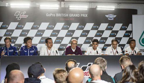 Petronas, SIC Bakal Anjur MotoGP Musim Hadapan