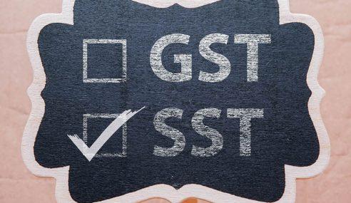 Bilangan Aduan SST Sangat Rendah Berbanding GST