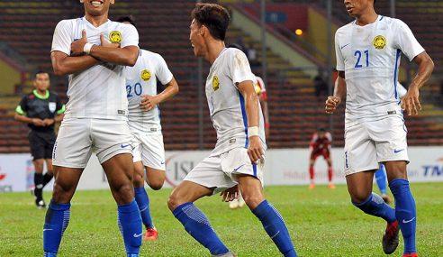 Malaysia Tundukkan UAE 2-0 Di Shah Alam