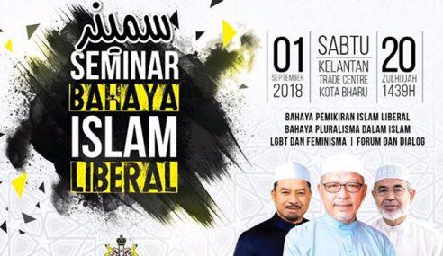 Siti Kassim Boleh, Program Islam Tak Boleh?