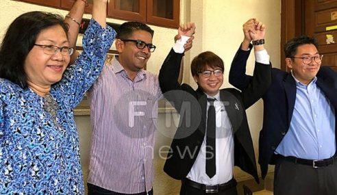 Sim Tze Tzin, Maria Chin Bebas Tuduhan Protes #Kitalawan