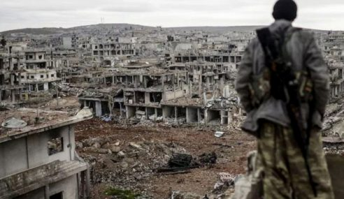 Kos Perang Syria Hampir RM1.63 Trilion