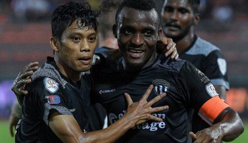 TFC Mula Langkah Kanan Saingan Piala Malaysia