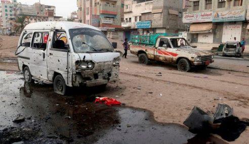 55 Orang Awam Maut Serangan Di Yaman