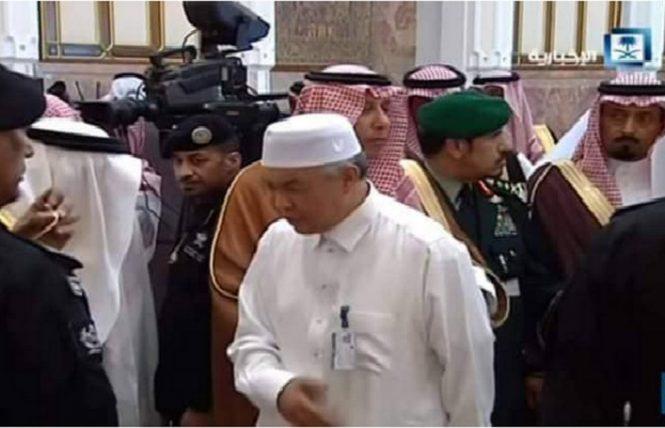 Saudi Tetap Iktiraf UMNO, Mula Sindir PH