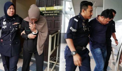 Suami Isteri Didakwa Menyebabkan Bayi Termakan Dadah
