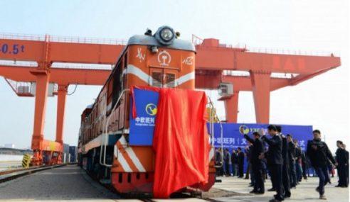 Rel China-Eropah Kian Sibuk, Bukti ECRL Berpotensi!
