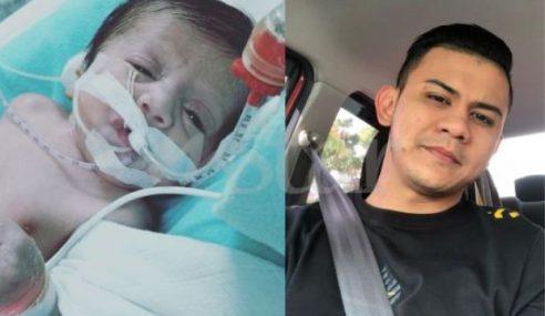 Pelawak Hazmeer Perlu RM18,000 Rawat Jantung Anak