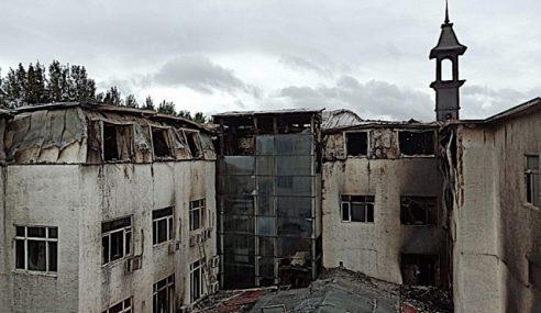 Hotel Terbakar, 18 Maut Di China