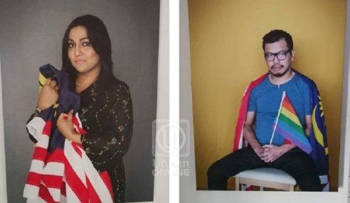 Exco Pertahan Poster LGBT, Hari Sedih Rakyat P. Pinang