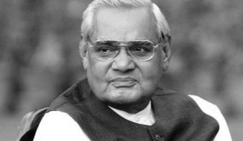 Bekas Perdana Menteri India, Vajpayee Meninggal Dunia