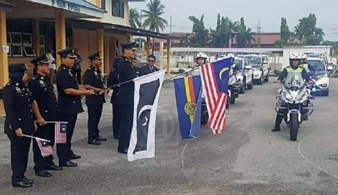 JPJ Terengganu Tubuh Unit Penguatkuasa Ronda Lebuh Raya