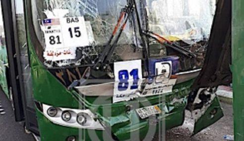 9 Jemaah Haji Malaysia Cedera Kemalangan