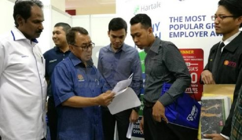 Malaysia Catat 3.4% Pengangguran, Masih Terkawal