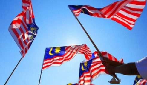 JAPEN Kelantan Pergiat Kempen Kibar Jalur Gemilang Di luar Bandar