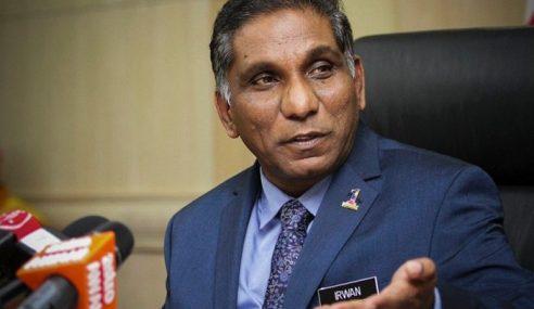 Irwan Lapor SPRM Isu Duit GST Dirompak