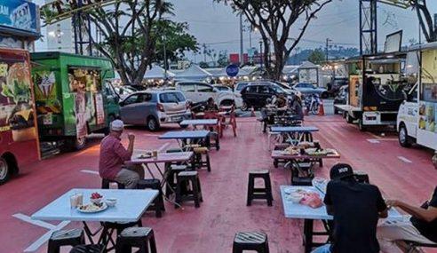 'Lebai Ali Food Street' Tarikan Baharu Di Kuantan