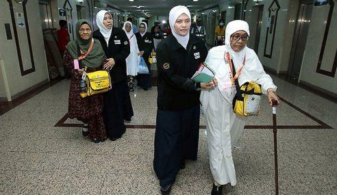 Seramai 50 Sertai Program Jemaah Haji Warga Emas Semasa Masyair