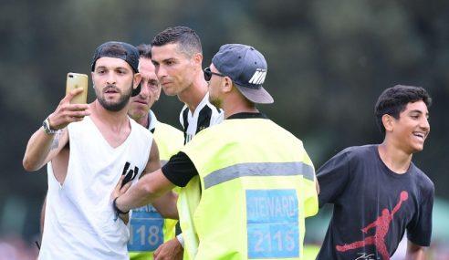 Ronaldo Ceriakan Penyokong Juve