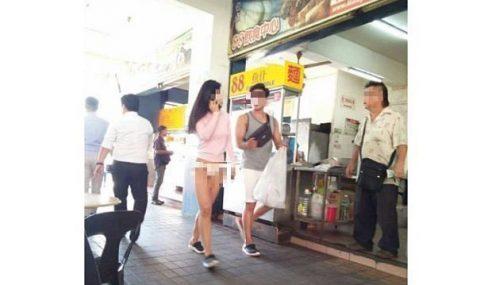 Berseluar Dalam Bikini Di KK, Adakah Sabah Sangat Panas?
