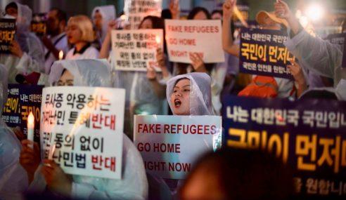 Islamofobia Sambut Pelarian Yaman di Korea Selatan