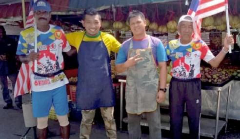 """""""Kami Semakin Hampir Ke Kuala Lumpur"""""""