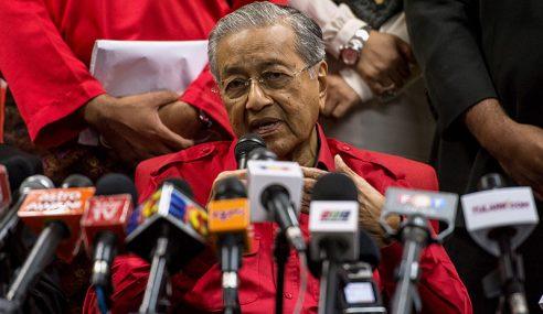 Tun M Ingatkan Kabinet Agar Peka Dengan Isu Mara