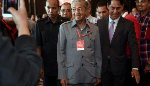 Projek Yang Disokong China Masih Dikaji – Dr Mahathir