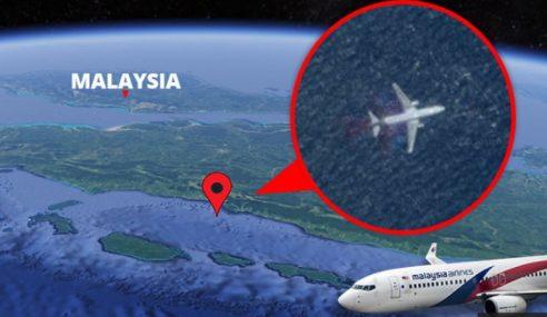 Gempa Lombok Dedah Lokasi Bangkai MH370?