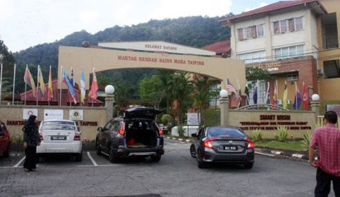 Mi Rojak Punca Keracunan Makanan Di MRSM Taiping