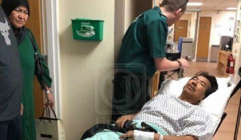 Musa Aman Masih Dirawat Di Hospital