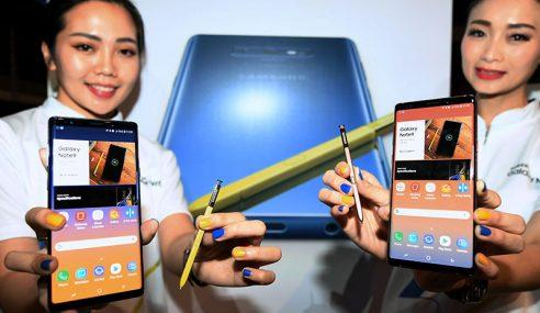 Samsung Malaysia Lancar Galaxy Note 9