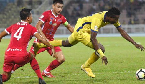 Pahang Tercari-Cari Rentak Mula Saingan Kumpulan Piala Malaysia