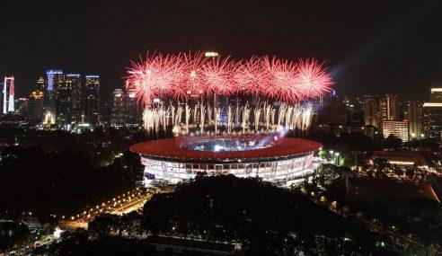 4,000 Hadiri Sambutan Selamat Datang Di Palembang