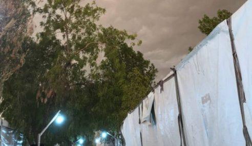 Jemaah Haji Hadapi Dugaan Ribut Di Arafah