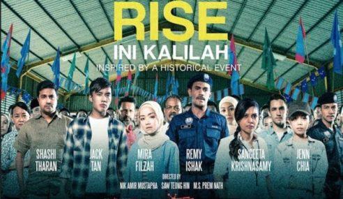 Filem 'Rise: Ini Kalilah' Bakal Muncul Di Pawagam