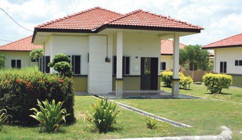 Harga Rumah Gen2 Felcra Changkat Lada Selesai