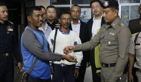 Polis Satun Bebas 4 Nelayan Langkawi
